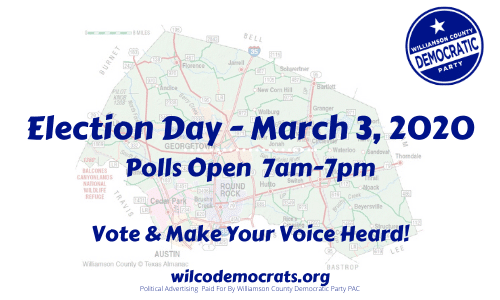 Primary Election Day Voting Info