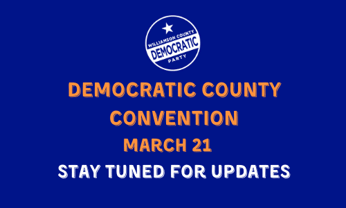 WilCo Dems Convention Update
