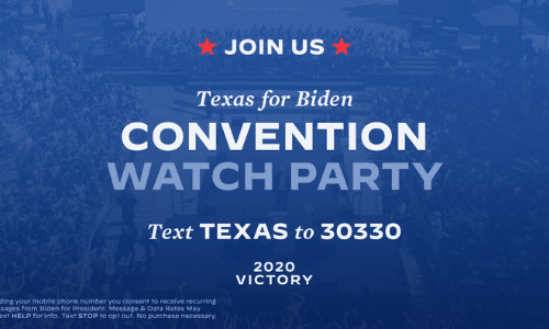 Watch Party-DNC