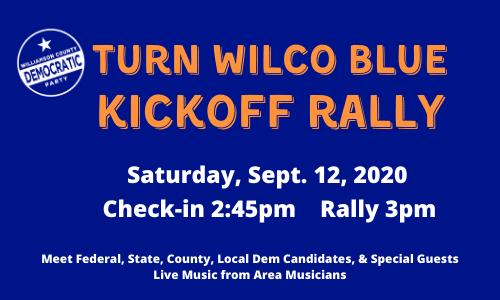 2020 Coordinated Campaign Virtual Kick Off Rally