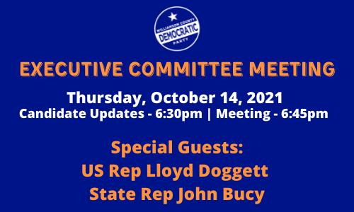 October EC Meeting Recap